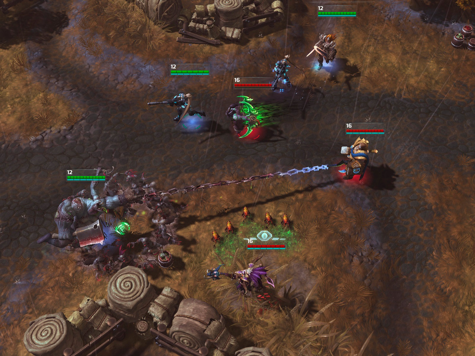 Heroes of the Storm: MOBA của Blizzard lộ diện 10