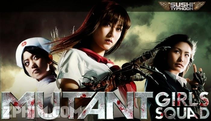 Ảnh trong phim Yêu Nữ Báo Thù - Mutant Girls Squad 1