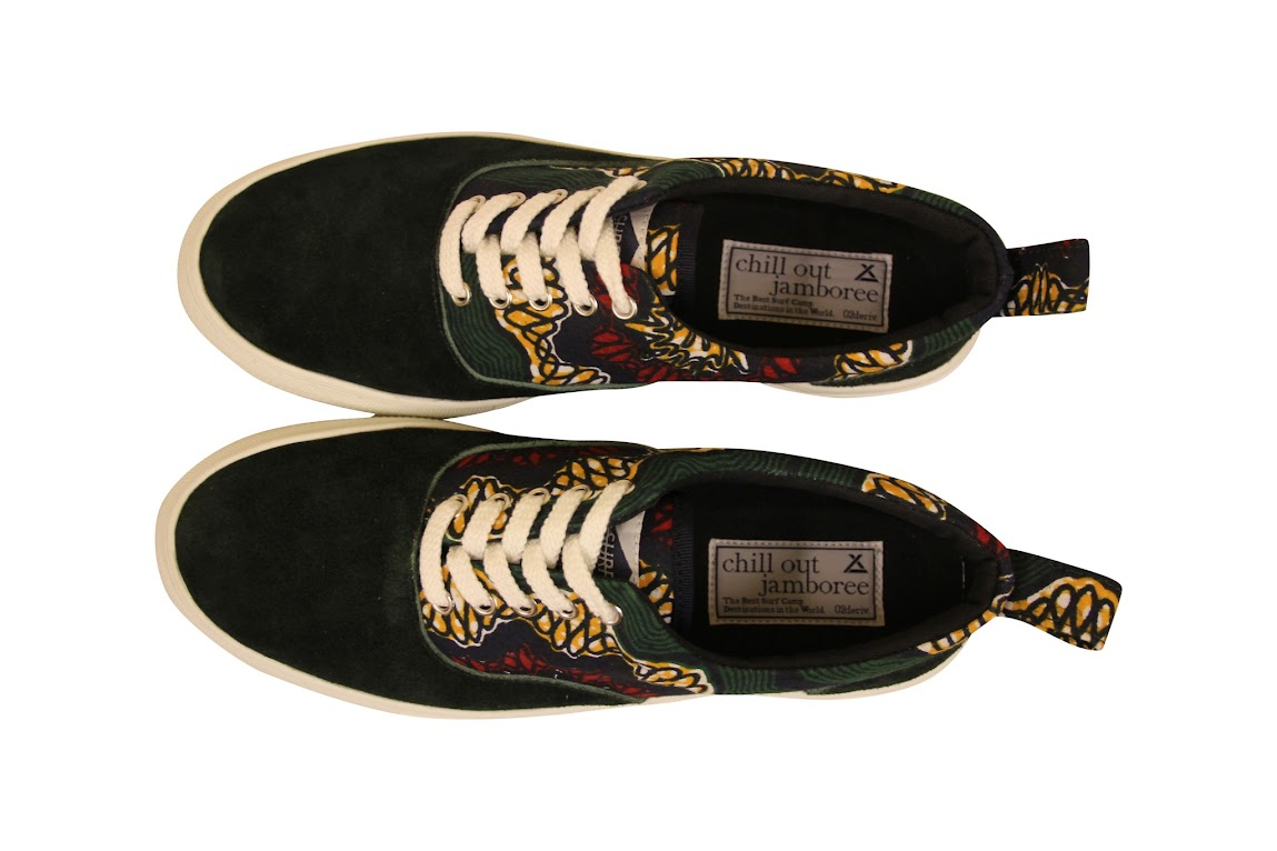 *02DERIV.的KITENGE花紋布系列登場:當非洲大地風格就穿在你的頭跟腳! 4