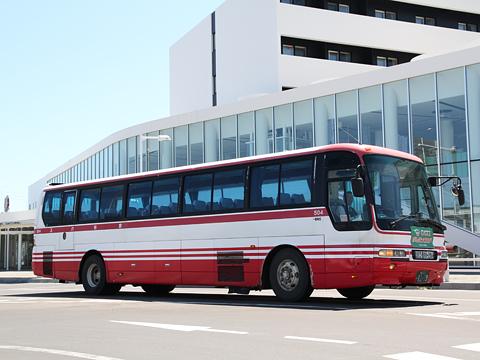 宗谷バス 曲渕線 1259