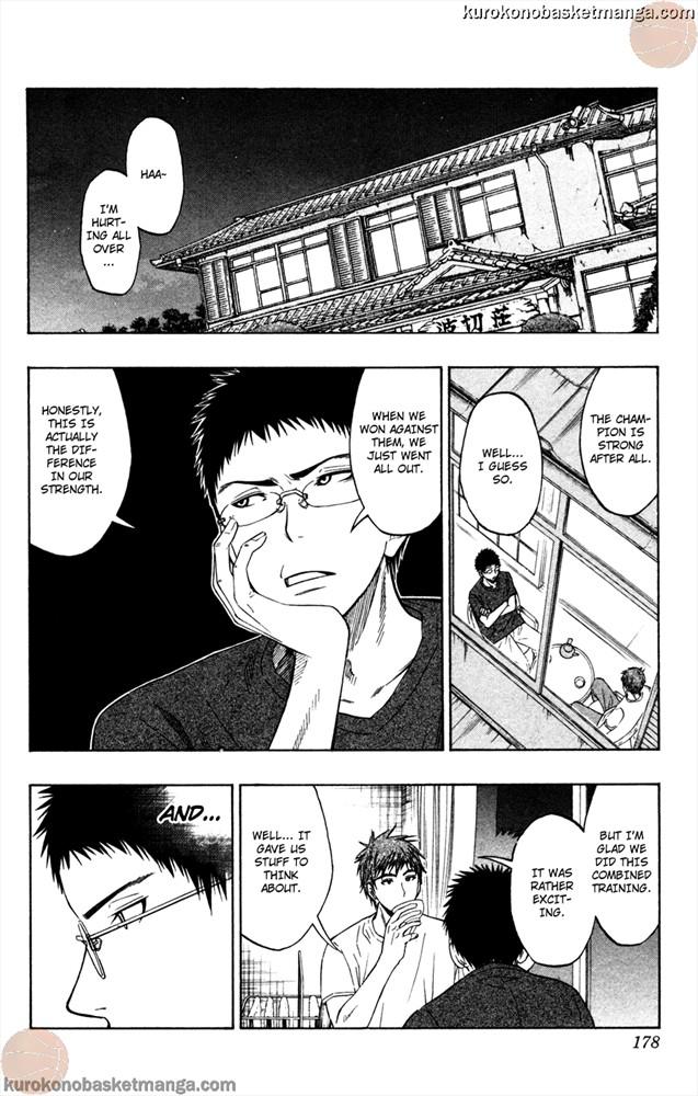 Kuroko no Basket Manga Chapter 61 - Image 6