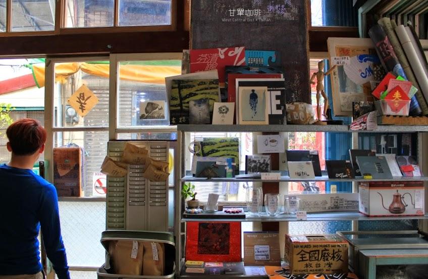 台南中西區咖啡館,甘單咖啡-7