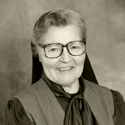 Saint Mary's Tulsa: Sister M  Therese Gottschalk: The Story