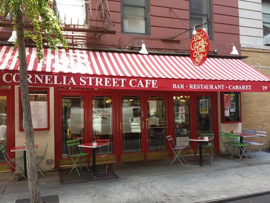 The Cornelia Street Cafe