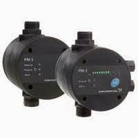 Sterownik ciśnieniowy pompy Grundfos PM1 PM1 tworzący zestaw hydroforowy - hydrofor