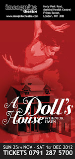 A Doll's House Flyer