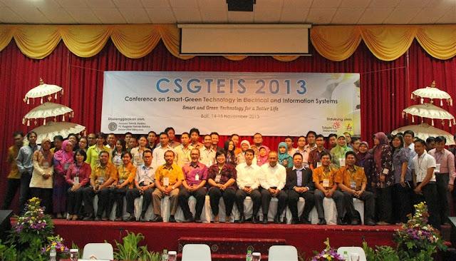 Pembukaan CSGTEIS 2013
