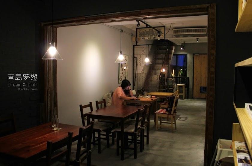 台南咖啡廳,南島夢遊-5