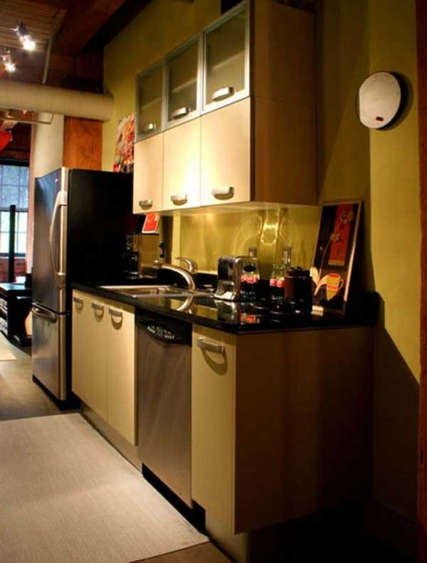 Apartment Kitchen Decor Ideas