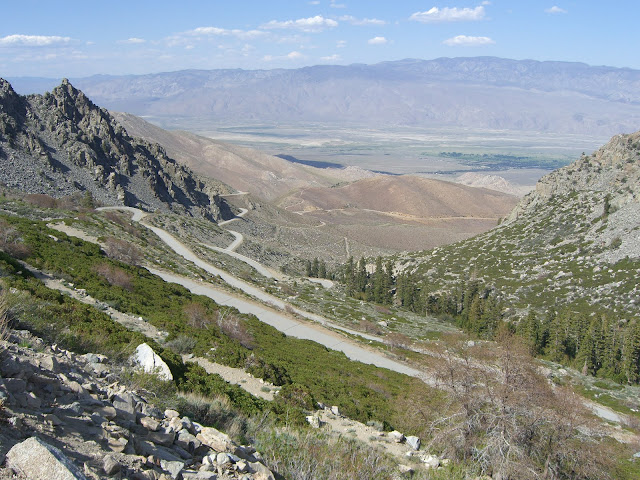 Eastern Sierras – Onion Valley – The Toughest Single Climb