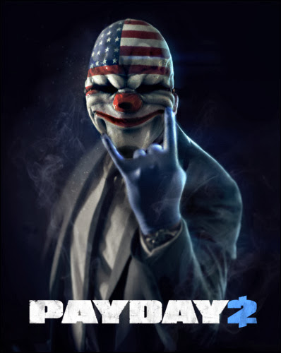 Cover Of PAYDAY 2 (2013) Full Latest Version PC Game Free Download Resumable Links at Alldownloads4u.Com