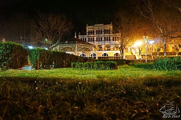 parc seara baile herculane