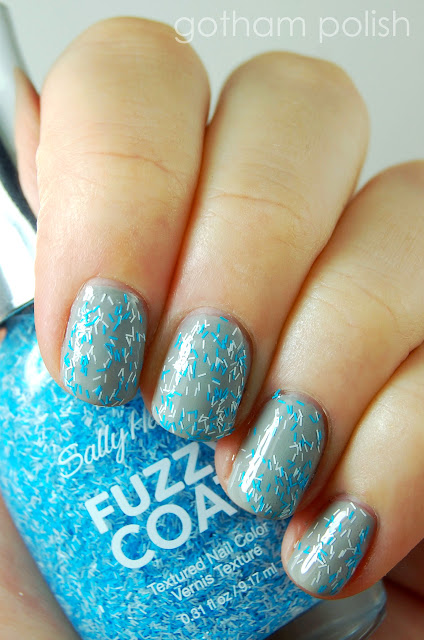Sally Hansen Fuzzy Coat
