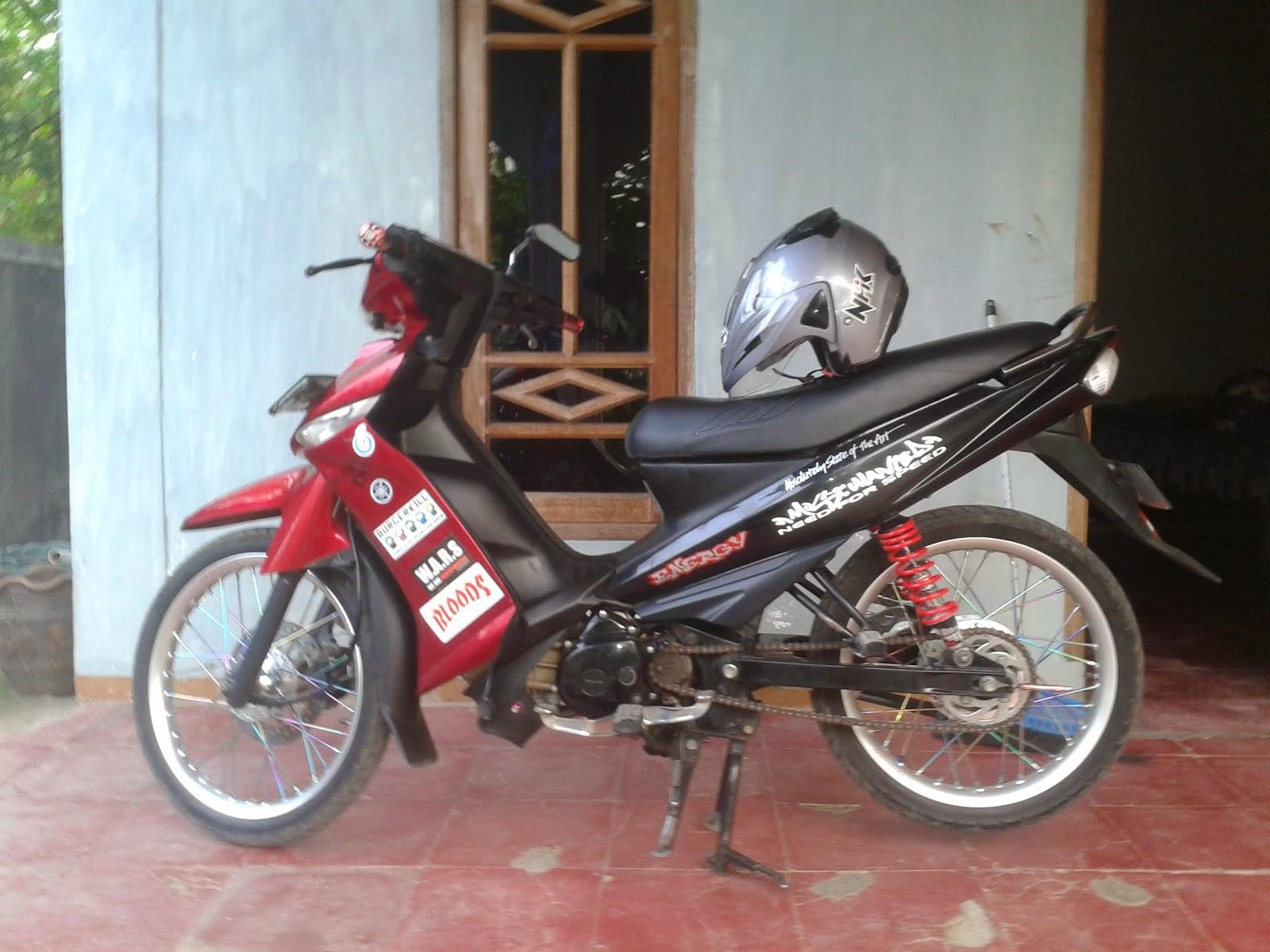 Motor Vega r Modifikasi Road Race Road Race Vega r
