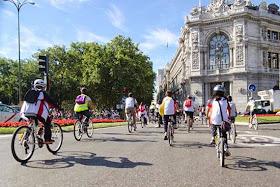 Cortes de tráfico por la Semana de la Movilidad, del 20 al 22 de septiembre