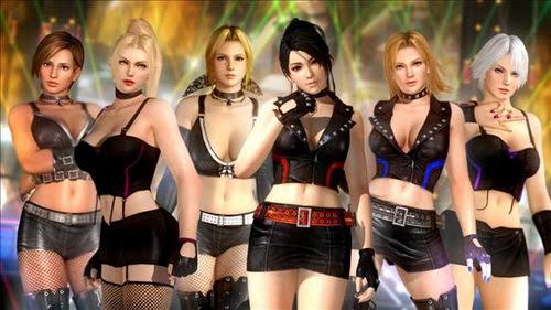 """Dead or Alive 5 chuẩn bị tiếp tục vắt kiệt """"sức lực"""" các game thủ"""