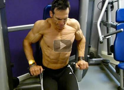 Ripped Physiques Inspiration by Helmut Strebl Training