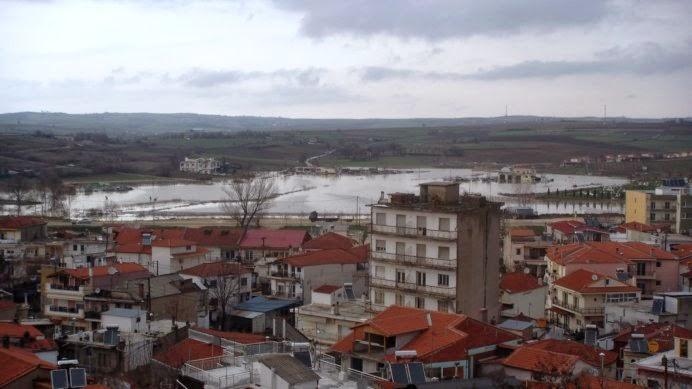 Δήλωση ζημιών απο την βροχόπτωση στο Δήμο Διδυμοτείχου