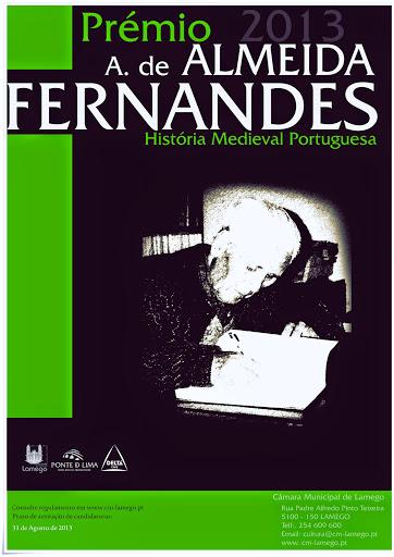Prémio A. de Almeida Fernandes distingue originais sobre História Medieval