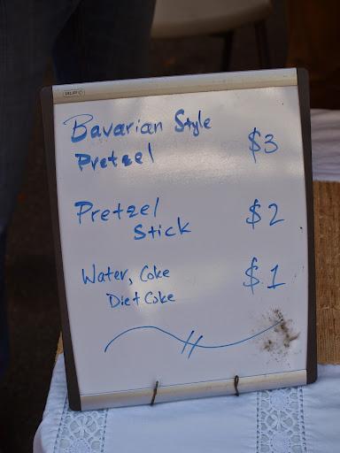 Pretzel Pricing