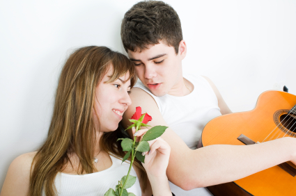 Top 7 Romantic Songs For Dating Cover