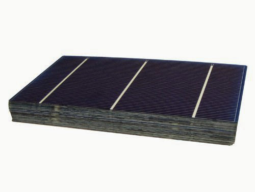 X-DRAGON 128-3x6 Solar Cells PLUS TAB Wire/Bus, Flux SE CELLS Per Cell 78mm x 156mm Pack of 128