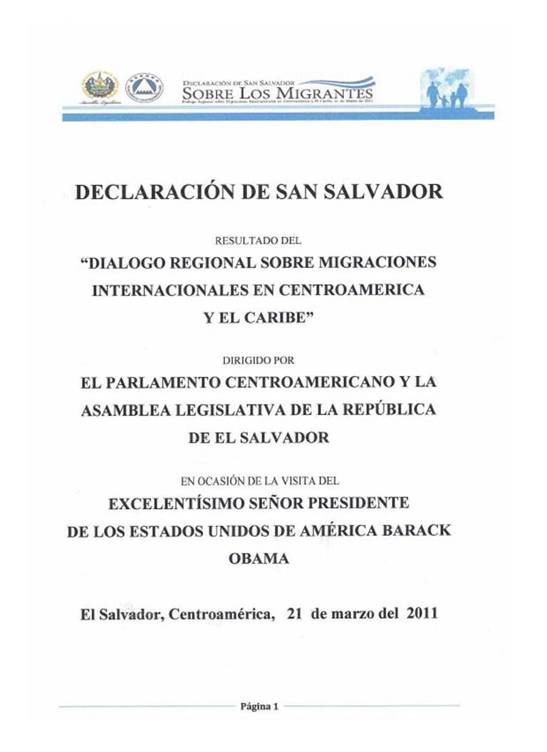 FORO - SALVADOREÑOS EN LONG ISLAND: marzo 2011