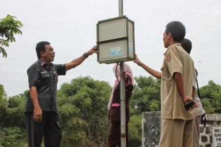 Berita terkait pihak BPBD cek EWS atau alat pendeteksi dini banjir
