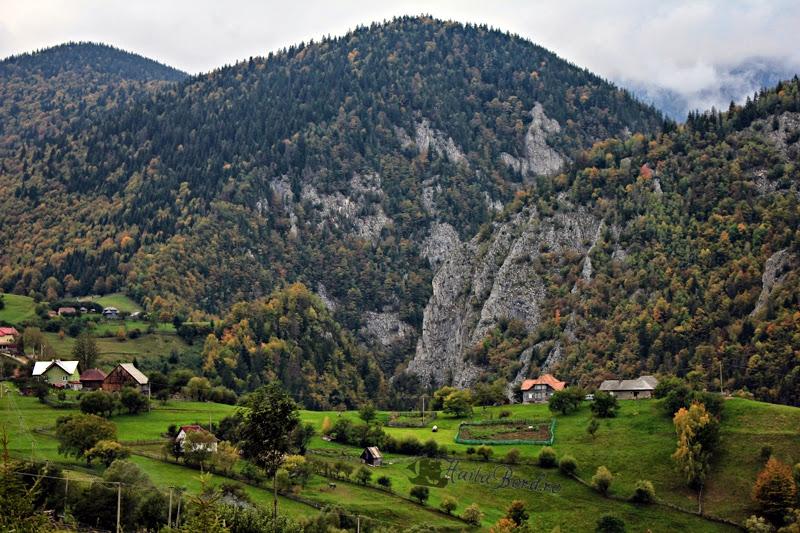 prapastiile zarnestilor si satul magura