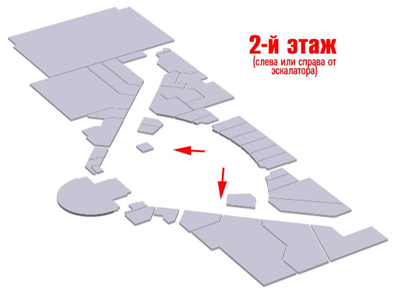 Схема (2-й этаж)