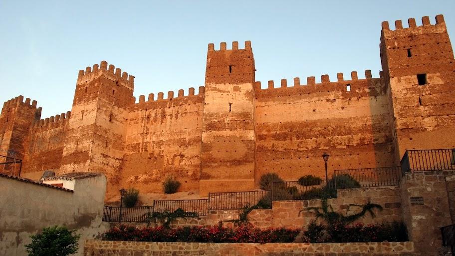 Baños Romanos Toledo:Senderismo culturalBaños de la EncinaYacimiento del CobrePeñalosa