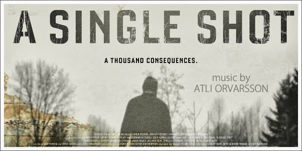 A Single Shot (Soundtrack) by Atli Örvarsson - Review