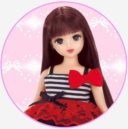 Búp bê Emily mang dáng vẻ của 1 búp bê Châu Á