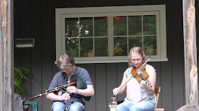From the archive, I'm looking forward to the Vermont Bellows Pipes School in August.  http://www.pipesandfiddle.org/
