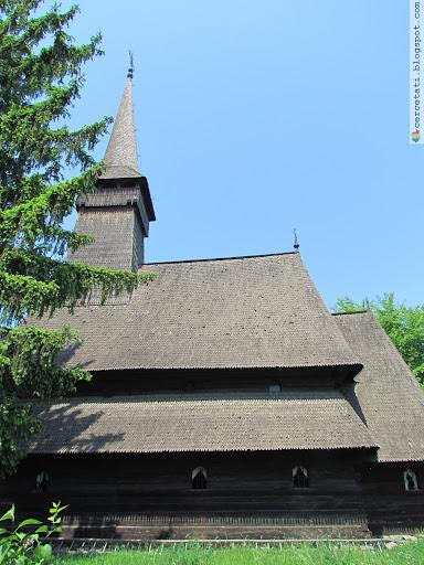 Church from  Dragomiresti , Maramures