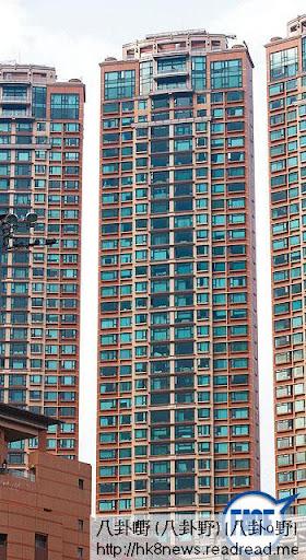 1.4億豪宅 <br><br>Ray現時居住的禮頓山單位由父親持有,面積 4,000呎的相連單位,市價約 1.4億。