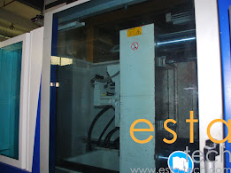 Krauss Maffei KM160-380CX (2007) Plastic Injection Moulding Machine