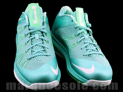 nike lebron 10 low gr green white 1 05 $165... this is how much it takes to own a pair of LeBron X Lows