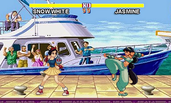 Street Fighter II Princess Edition