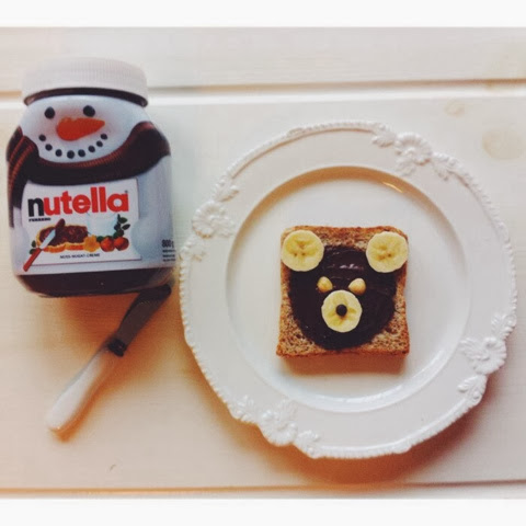 breakfast, diy, fun, Nutella, serratas, sunday