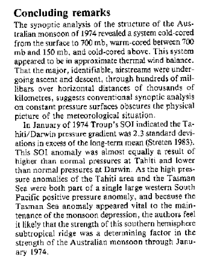 1974 Australian monsoonal trough