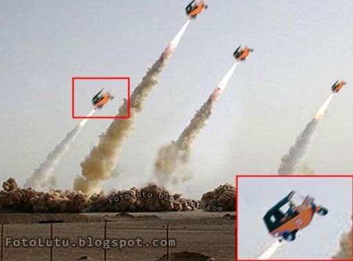 Bajay, Senjata Rahasia Perang Dunia III