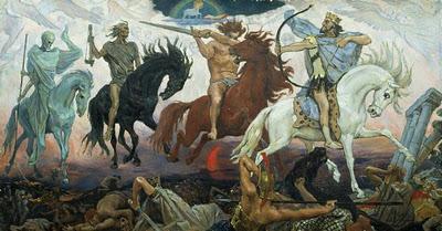 Crowley Apocalypse Now Or Maybe Tomorrow Image