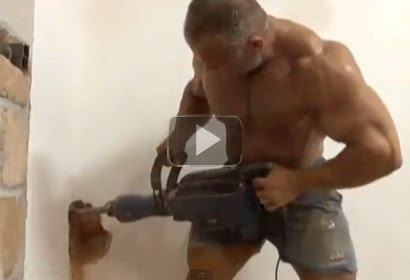Jackhammer Bodybuilder