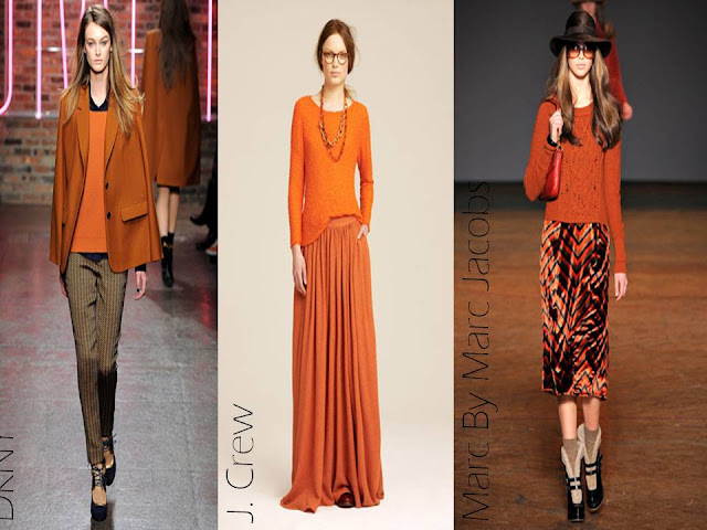 Inspected Trend Orange Fall 2011