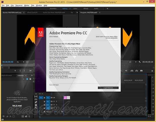 how to cut in adobe premiere pro cc 2015