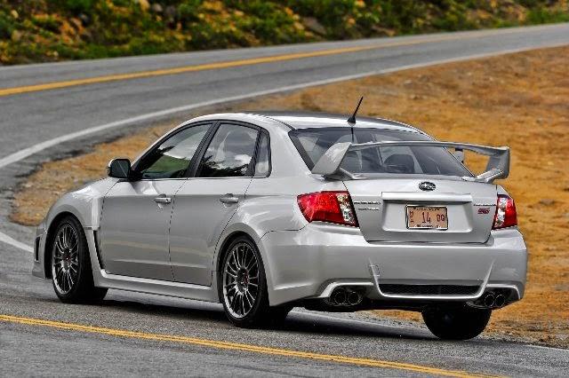 Subaru Sedan
