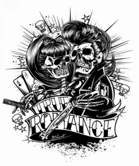 David Vicente  Custom Black amp White Tattoo Drawings