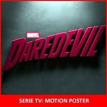 Daredevil: motion poster della serie TV