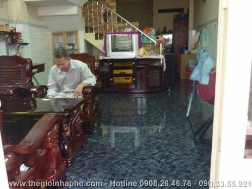 Bán nhà Ông Ích Khiêm , Quận 11 giá 1, 6 tỷ - NT115